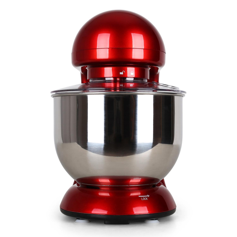 Rode Keukenapparaten : Geweldige rode keukenmachine van Klarstein. De Klarstein Bella Nera