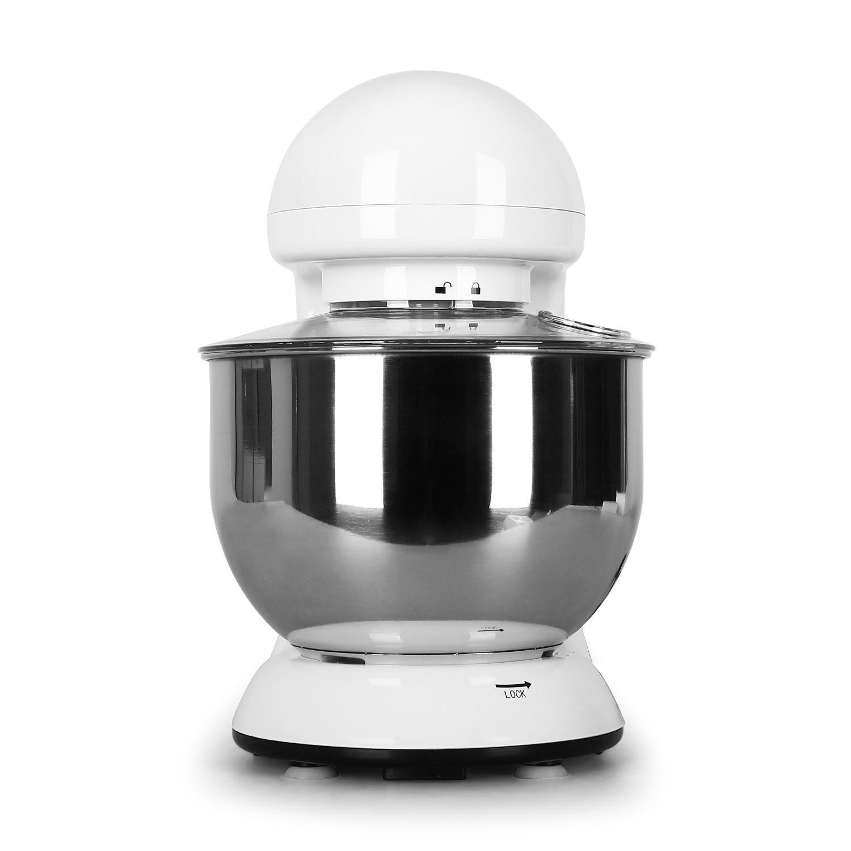Keukenmachine mixer zwart klarstein
