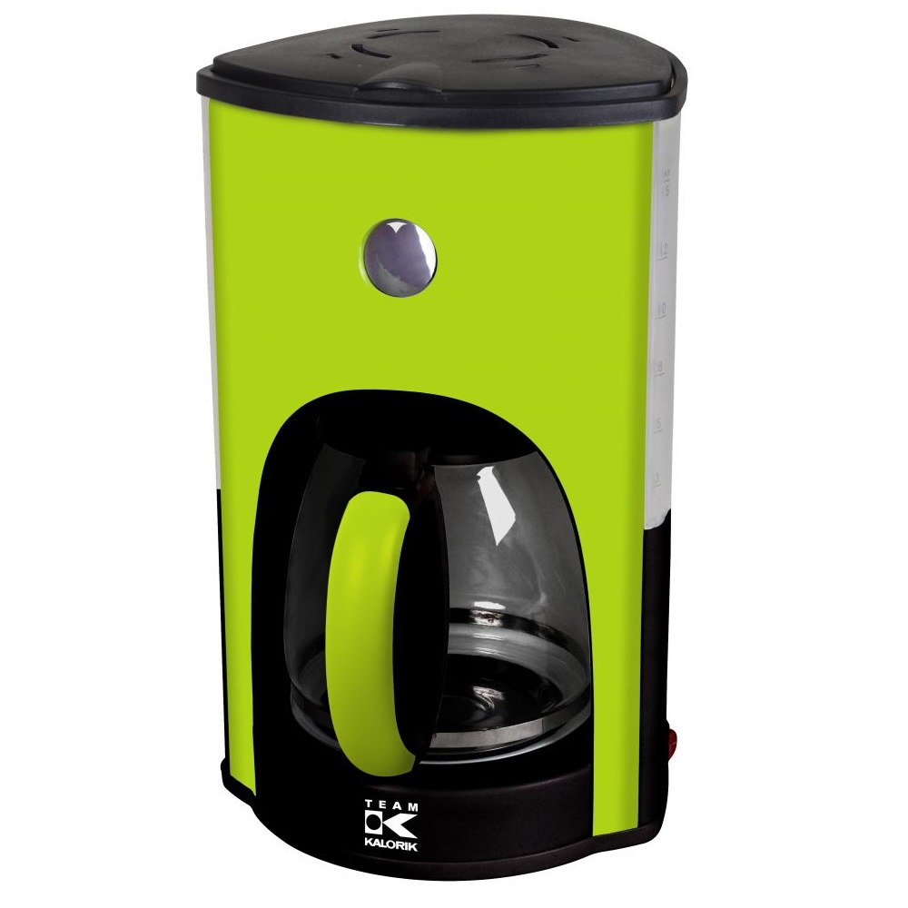 Koffiezetapparaat groen kalorik